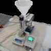 粉末計量 供給機1台で幅広い重量が計量できる。計量方法が分かります。
